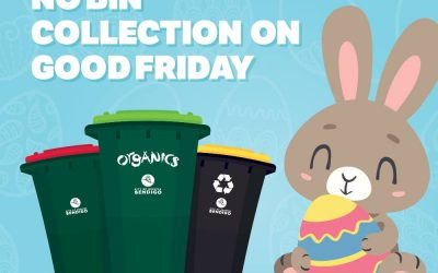 No Bin Collection on Good Friday